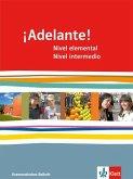¡Adelante!. Grammatisches Beiheft. Nivel elemental und Nivel intermedio
