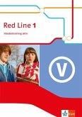 Red Line 1. Vokabeltraining aktiv. Ausgabe 2014