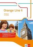 Orange Line 1. Workbook mit Audio-CD. Ausgabe 2014