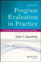 Program Evaluation in Practice (eBook, PDF) - Spaulding, Dean T.