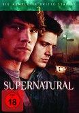 Supernatural - Die komplette 3. Staffel DVD-Box