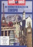 Weltweit - Die schönsten Reiseziele in Europa