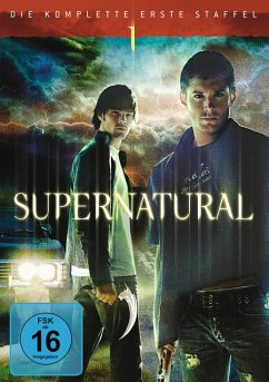 Supernatural - Die komplette 1. Staffel DVD-Box - Keine Informationen