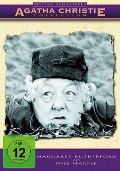 Miss Marple Edition (remastered), 4 DVDs