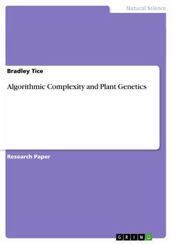 Algorithmic Complexity and Plant Genetics