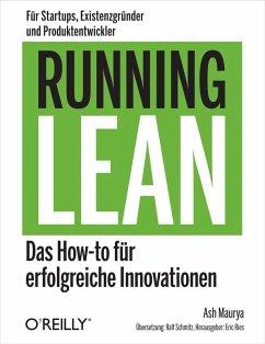Running Lean (eBook, PDF) - Maurya, Ash