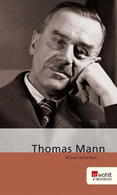 Thomas Mann (eBook, ePUB) - Schröter, Klaus
