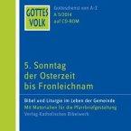 Gottes Volk LJ A5/2014, 1 CD-ROM / Gottes Volk, Lesejahr A 2014