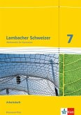 Lambacher Schweizer. 7. Schuljahr. Arbeitsheft plus Lösungsheft. Neubearbeitung. Rheinland-Pfalz