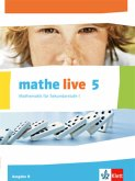 mathe live. Schülerbuch 5. Schuljahr. Ausgabe N
