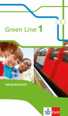 Green Line 1. Vokabellernheft. Neue Ausgabe Bd.1