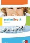 mathe live. Arbeitsheft mit Lösungsheft 5. Schuljahr. Ausgabe N