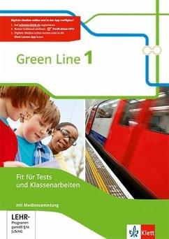 Green Line 1. Fit für Tests und Klassenarbeiten mit Lösungsheft und CD-ROM. Neue Ausgabe