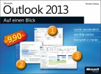 Microsoft Outlook 2013 auf einen Blick (eBook, PDF)