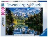 Eibsee mit Wettersteingebirge und Zugspitze (Puzzle)