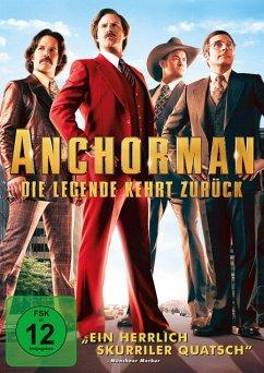 Anchorman - Die Legende kehrt zurück - Will Ferrell,Paul Rudd,Christina Applegate