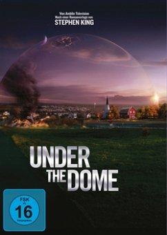 Under The Dome – Season 1 (4 Discs) - Lefevre,Rachelle/Norris,Dean/Vogel,Mike