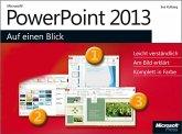 Microsoft PowerPoint 2013 auf einen Blick (eBook, PDF)