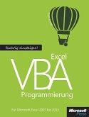 Richtig einsteigen: Excel VBA-Programmierung. Für Microsoft Excel 2007 bis 2013 (eBook, PDF)