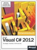 Microsoft Visual C# 2012 - Das Entwicklerbuch. (eBook, PDF)
