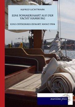 Eine Sommerfahrt auf der Yacht Hamburg