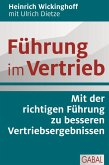 Führung im Vertrieb (eBook, PDF)