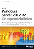 Windows Server 2012 R2-Gruppenrichtlinien (eBook, PDF)