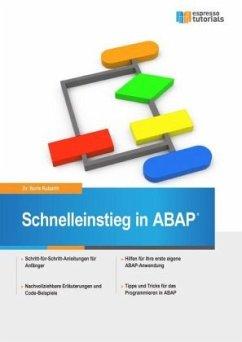 Schnelleinstieg in ABAP