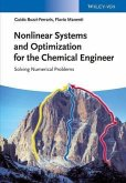Nonlinear Systems and Optimization for the Chemical Engineer (eBook, PDF)