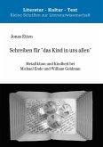 """Schreiben für """"das Kind in uns allen"""" (eBook, PDF)"""
