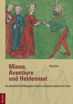 Minne, Aventiure und Heldenmut (eBook, PDF) - Krenn, Margit