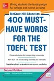 McGraw-Hill Education 400 Must-Have Words for the TOEFL, 2nd Edition (eBook, ePUB)