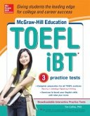 McGraw-Hill Education TOEFL iBT with 3 Practice Tests and DVD-ROM (eBook, ePUB)