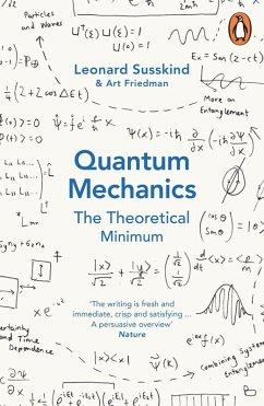 Quantum Mechanics: The Theoretical Minimum (eBook, ePUB) - Susskind, Leonard; Friedman, Art