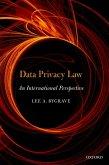 Data Privacy Law (eBook, ePUB)