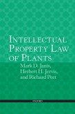 Intellectual Property Law of Plants (eBook, ePUB)