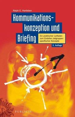 Kommunikationskonzeption und Briefing (eBook, PDF) - Hartleben, Ralph Erik