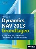 Microsoft Dynamics NAV 2013 - Grundlagen (eBook, PDF)