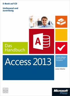 Microsoft Access 2013 - Das Handbuch (eBook, PDF) - Hölscher, Lorenz