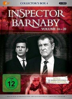 Inspector Barnaby - Collector's Box 4, Vol. 16-20 DVD-Box - Inspector Barnaby