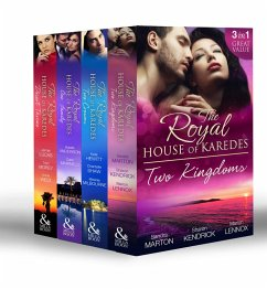 The Royal House Of Karedes Collection Books 1-1...