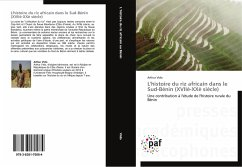 L'histoire du riz africain dans le Sud-Bénin (XVIIè-XXè siècle)