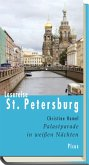Lesereise St. Petersburg (eBook, ePUB)
