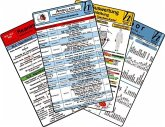 Ambulanz Karten-Set - EKG, Laborwerte, Notfallmedikamente, Reanimation