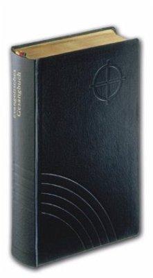 Evangelisches Gesangbuch Taschenausgabe (2042). Kunstleder schwarz