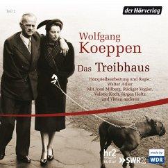 Das Treibhaus (MP3-Download) - Koeppen, Wolfgang