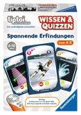 Ravensburger 00750 - tiptoi® Wissen & Quizzen: Spannende Erfindungen von A-Z