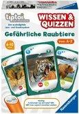Ravensburger 00752 - tiptoi® Wissen & Quizzen: Gefährliche Raubtiere von A - Z