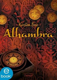 Alhambra (eBook, ePUB) - Boie, Kirsten