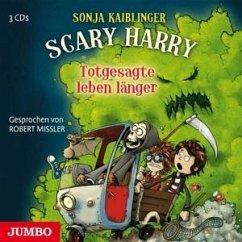 Totgesagte leben länger / Scary Harry Bd.2 (CD) - Komponist: Missler, Robert